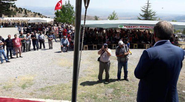 """Erdoğan'ın """"Nerede şimdi?"""" dediği Abdüllatif Şener, son görüntüsüyle olay oldu"""