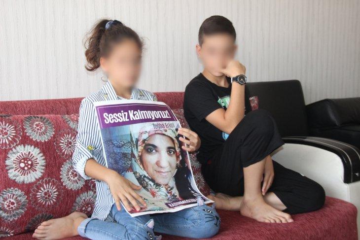 Konya'da anneleri gözleri önünde öldürülen çocuklar konuştu!