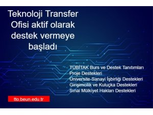 ZBEÜ Teknoloji Transfer Ofisi hizmete başladı