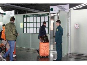 Rusya'da halk yerel seçimler için sandık başına gitti