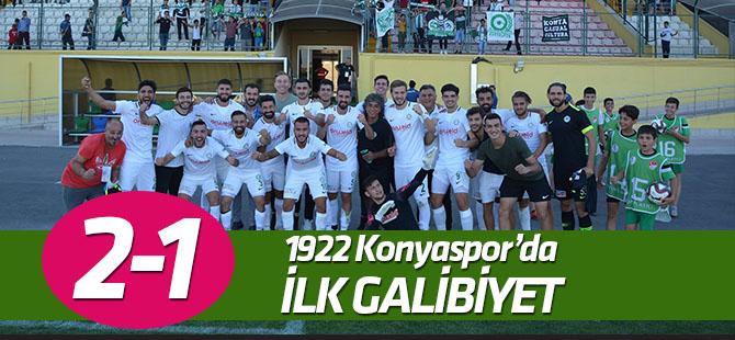 1922 Konyaspor'da ilk galibiyet