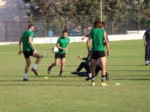 Denizlisporlu futbolcular Konyaspor maçı öncesi iddialı