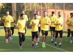 Yeni Malatyaspor'da Ankaragücü mesaisi sürüyor