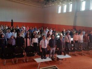 Kulu'da öğretmenlere darbe konulu seminer verildi