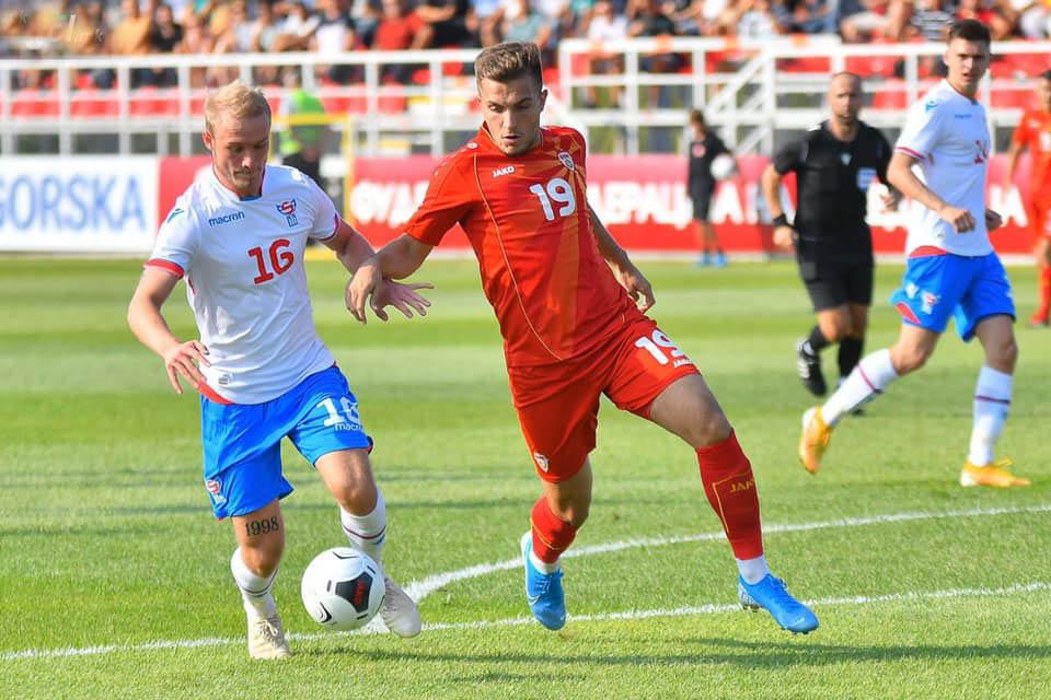 Erdon Daci'den Milli Takımda gol