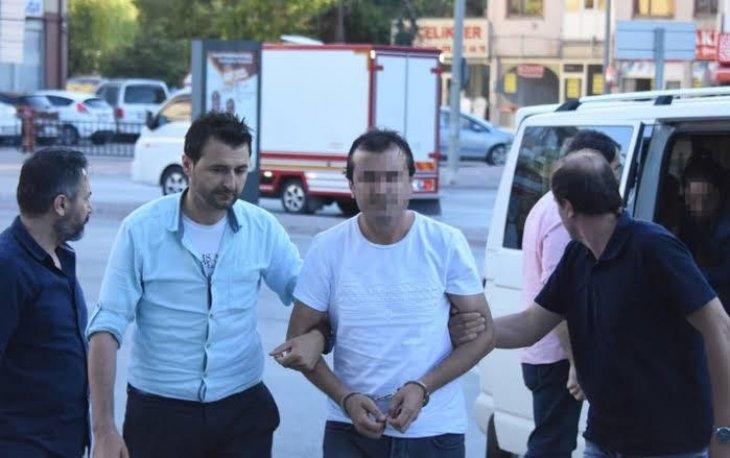 Esnaftan topladığı altınlarla kaçan şüphelinin çalışanı da tutuklandı
