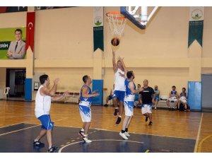 Osmangazi'de basketbol heyecanı