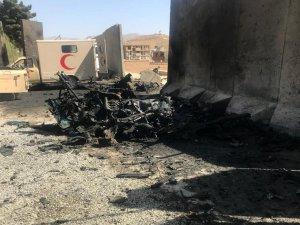 Kabil'deki saldırıyı Taliban üstlendi