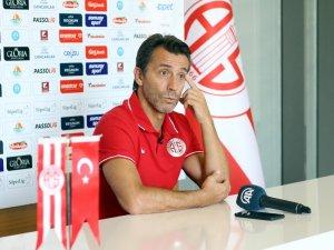 """""""Kayserispor karşısında gülen taraf olmak istiyoruz"""""""