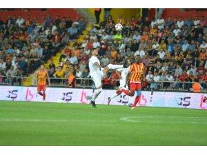 Antalyaspor-Kayserispor 59.kez