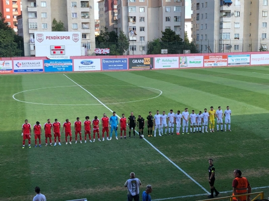 Pendikspor: 3 - 1922 Konyaspor: 1