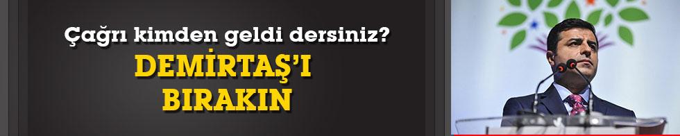 "CHP'den ""Demirtaş'ı bırakın"" çağrısı"