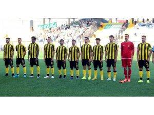 TFF 1. Lig: İstanbulspor: 2 - Giresunspor: 1