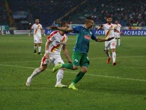 Süper Lig: Çaykur Rizespor: 0 - Göztepe: 0 (Maç sonucu)