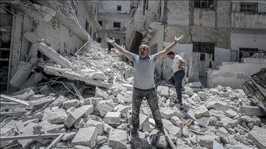 Esed rejiminden İdlib'e saldırı: 1 ölü