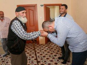 Mustafa Kavuş Mahallelilerle buluşuyor