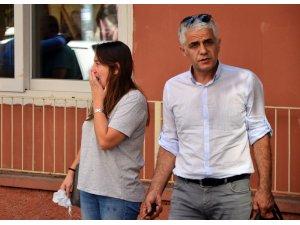 Oynarken pencereden düşen Başak Cemre'nin cenazesi gözyaşlarıyla alındı