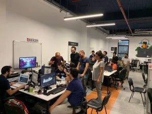 TÜRKİYE'NİN TEKNOLOJİ ATAĞI - Oyun geliştiriciler teknolojiye de yön veriyor