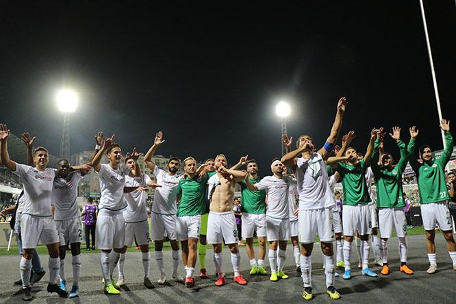 Konyaspor'da 6 maç sonra gelen galibiyet sevinci