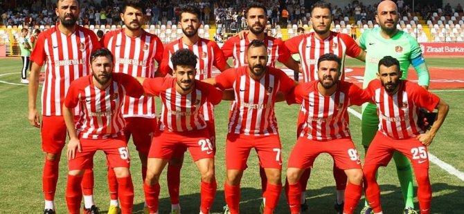 Akşehirspor hazırlık maçı yaptı