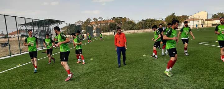 Gölyazıspor hazırlık maçında galip