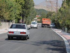 Meram'da asfaltlama çalışmaları devam ediyor