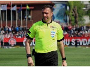 Kayserispor-Denizlispor maçını Hüseyin Göçek yönetecek