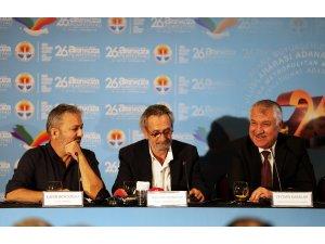 Uluslararası Adana Altın Koza Film Festivali'ne doğru