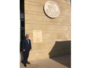 Ulusal Güvenlik Danışmanlığına  Robert O'Brien'ı aday gösterdi.