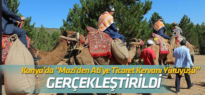 """MÜSİAD'dan """"Mazi'den Ati'ye Ticaret Kervanı Yürüyüşü"""""""