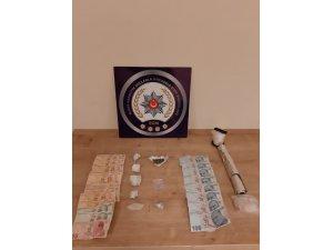 Bursa polisinden uyuşturucu baskını