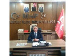 MHP Konya İl Başkanlığına atama