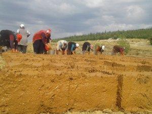 Türkiye'nin ilk Tarım ve Gençlik Kampı Hüyük'e kurulacak