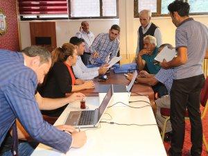 Hadim'de kamulaştırma toplantısı