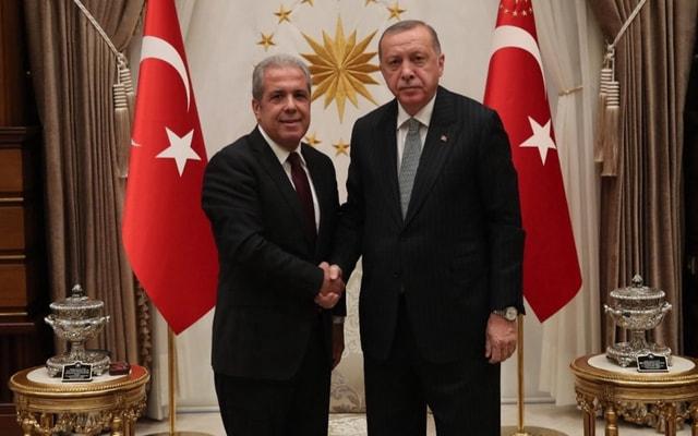 Şamil Tayyar, Erdoğan'a pelikancıları şikayet etti!