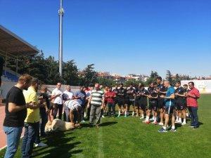 Isparta 32 Spor, sezonu dualarla açtı