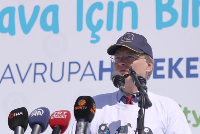 CityAir Projesi Konya'da tanıtıldı