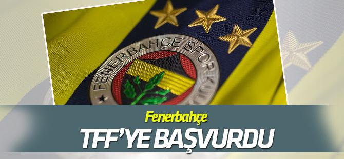 Fenerbahçe Kulübünden TFF'ye kural hatası başvurusu