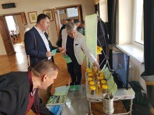 Giresun Üniversitesi Ukrayna'daki uluslararası konferansta 58 bilimsel sunum yaptı