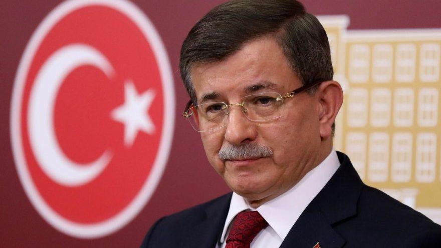 """Mahkemeden """"Ahmet Davutoğlu"""" karar"""