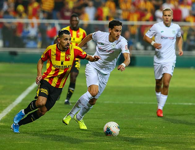 Konyaspor'dan berbat oyun berbat sonuç