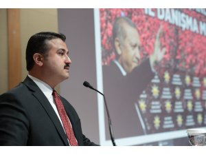 AK Parti Şanlıurfa Genişletilmiş İl Danışma Meclisi toplantısı yapıldı