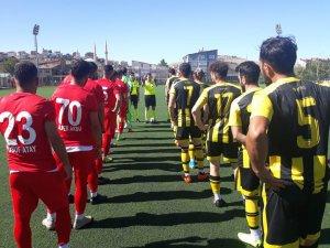 BAL Ligi: Bayburt Belediyespor - Erzincan Ulalarspor: 1-1