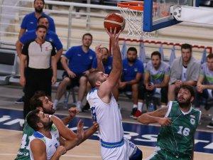 Konyaspor,  Denizli Basket'e 76-52 mağlup  oldu