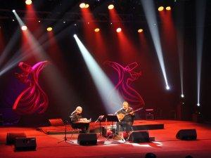 16. Konya Uluslararası Mistik Müzik Festivali başladı