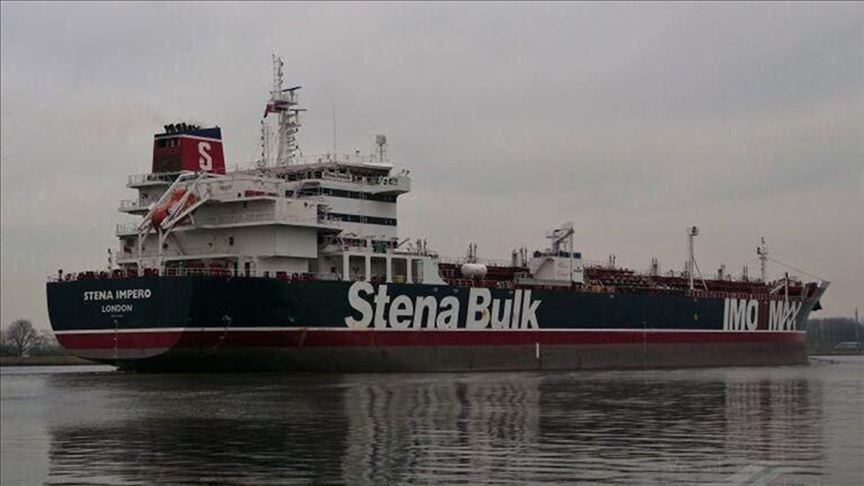 İran, İngiltere'ye ait petrol tankerinin yakında bırakılacağını duyurdu