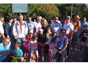 Başkan Başdeğirmen'den Isparta'ya bisiklet yolu sözü