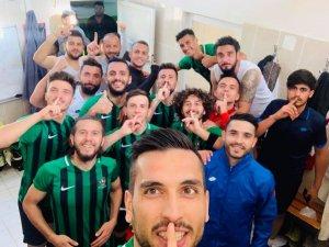 Sarayönü Belediyespor 10. sezona galibiyetle başladı