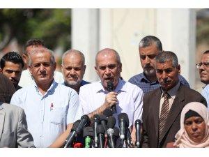 """Filistinli gruplardan """"ulusal vizyonun"""" içeriğine ilişkin açıklama"""