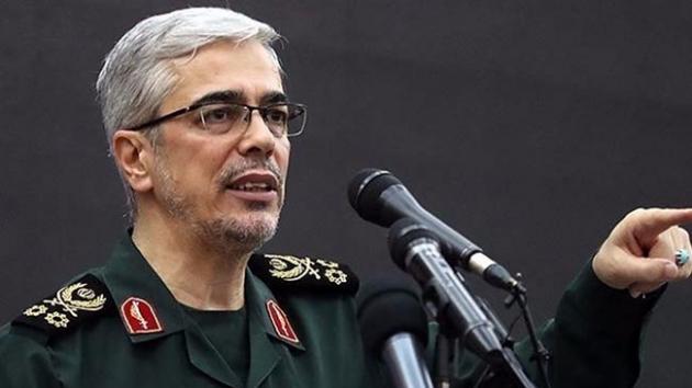 """İran Genelkurmay Başkanı Bakıri: """"İran'a saldırı felaket getirir"""""""